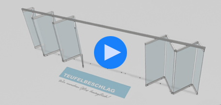 Animations accordion doors  sc 1 st  TEUFELBESCHLAG GmbH : accordin doors - pezcame.com